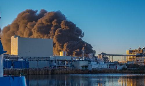 ⛑️ Dispositif post-Lubrizol, le gouvernement dévoile le volet « liquides inflammables et combustibles »
