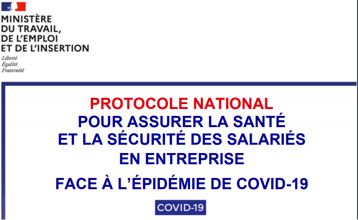 🆕 Le protocole national constitue un ensemble de recommandations