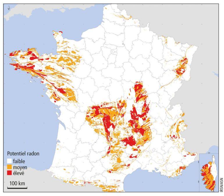 Risque radon ☢️ une évaluation à faire en hiver !