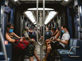 Port du masque dans les transports en commun : soyez masqués 😷 vous êtes filmés 📹 !